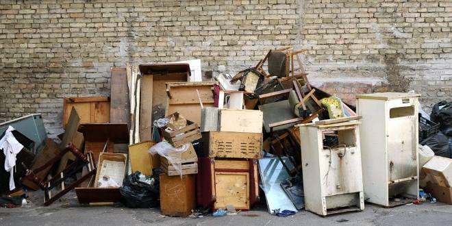 вывоз мусора из квартир альтернативный варианты