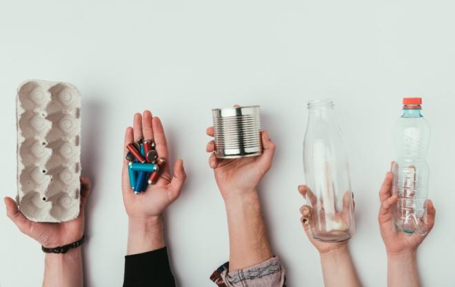 Сортировка мусора,утилизация отходов