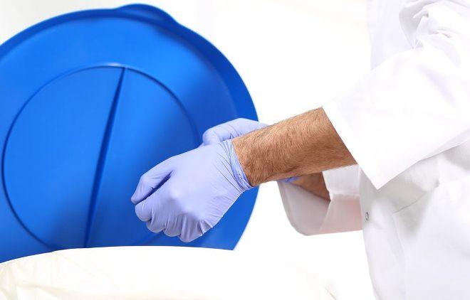порядок сбора медицинских отходов