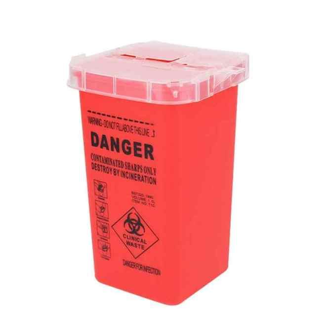 контейнеры для отходов класса в, схема обращения с отходами