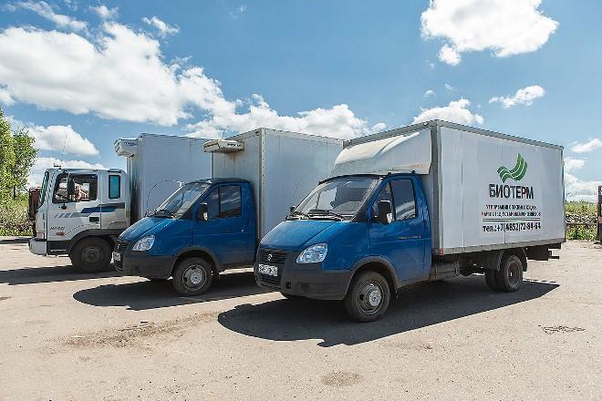 Транспортировка и вывоз отходов класса Г