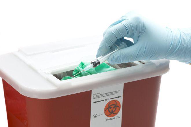 сбор медицинских отходов