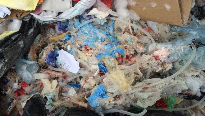 цбор медицинских отходов