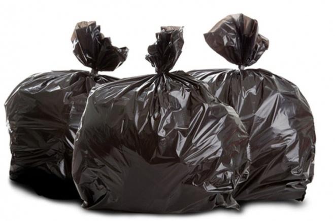 Отходы класса Г, мешки для медицинских отходов