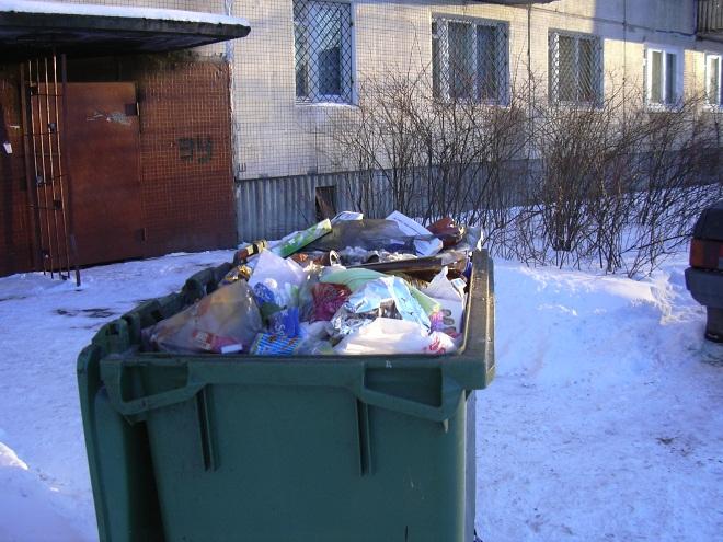 отходы класса а, уличный мусор,