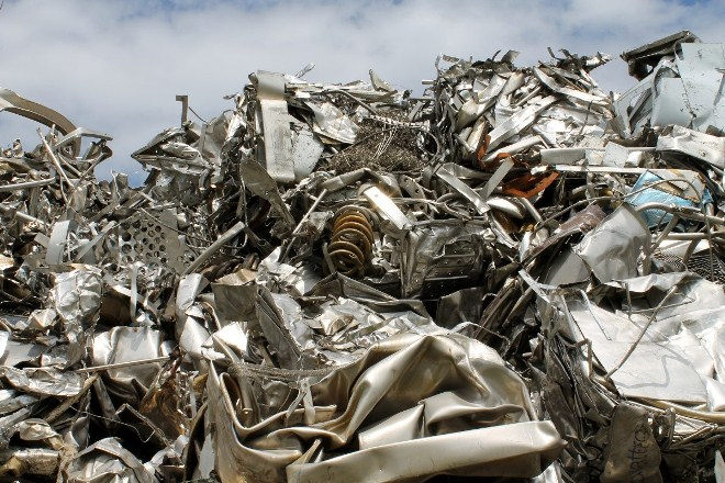 отходы металла