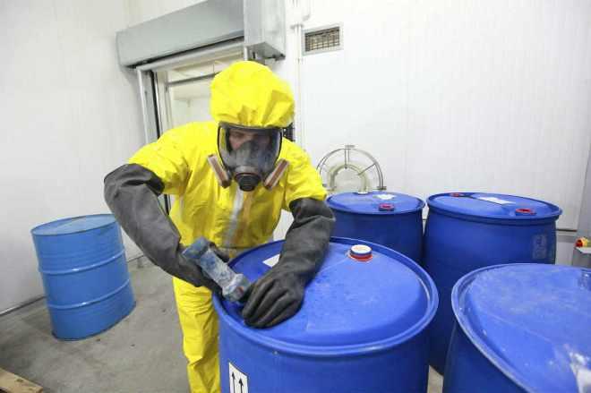 мешки и емкости для медицинских отходов