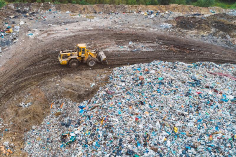 Переработка строительного мусора