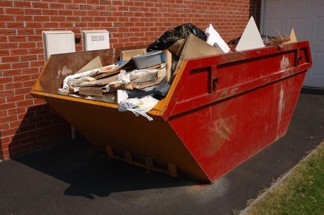 контейнер для вывоза строительного мусора