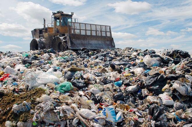 обращение с тко, утилизация отходов