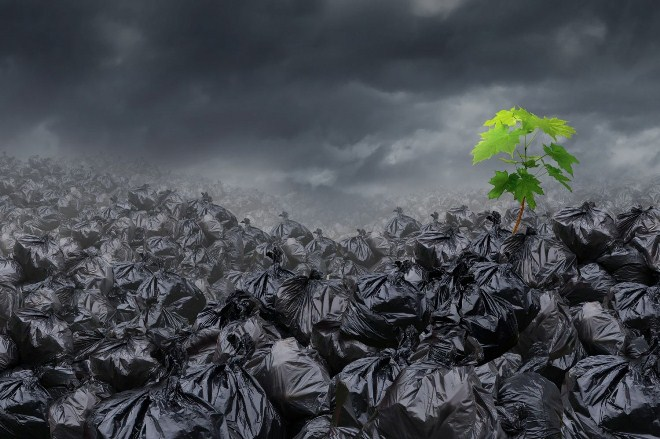 Классификация отходов по классам опасности