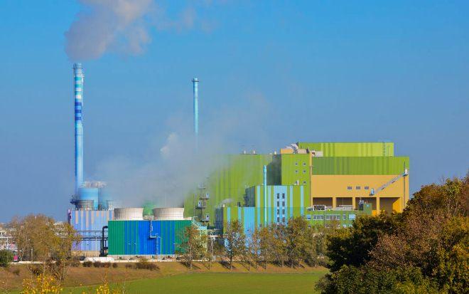 завод по переработке отходов