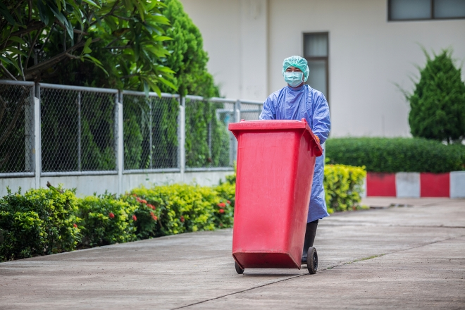 утилизация медицинского мусора
