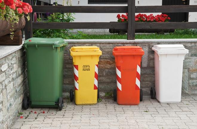 хранения отхода,раздельный сбор мусора
