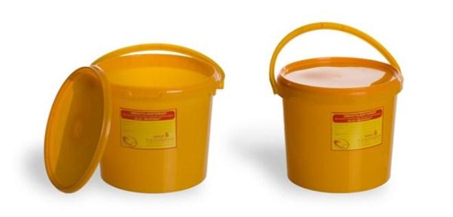 контейнеры для отходов класса б