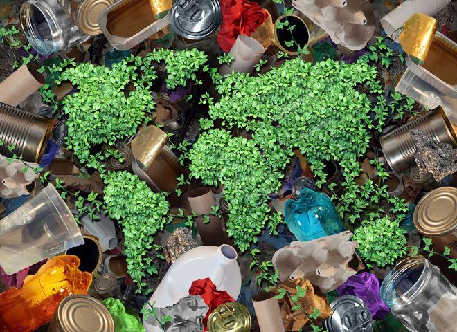 захоронение отходов