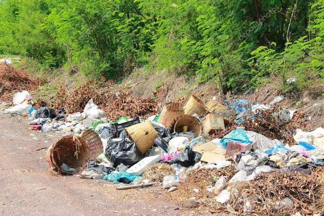 вывоз мусора в сельской местности