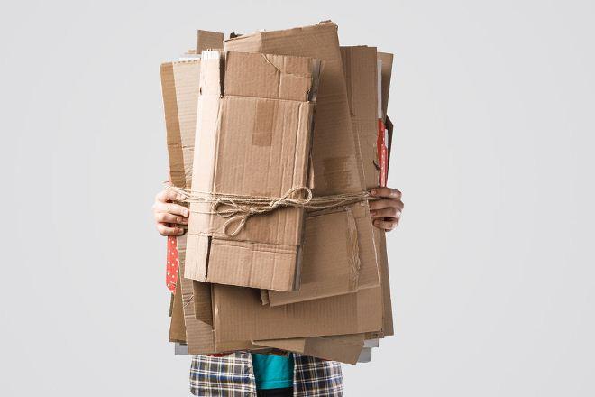 переработка картона