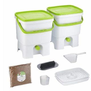 эм контейнер для ферментации органических отходов