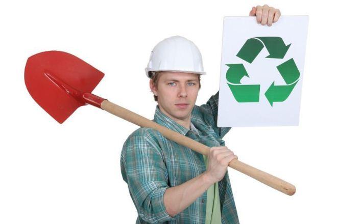 строительные отходы