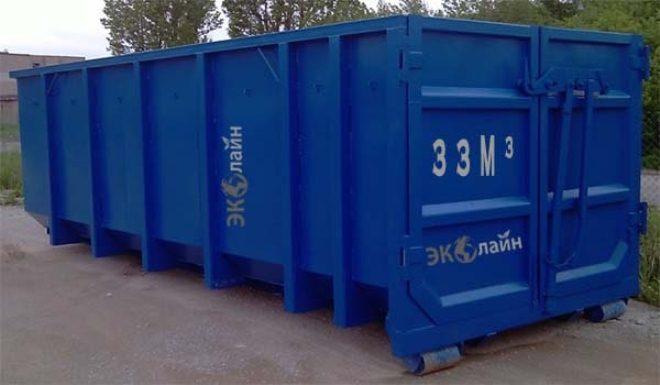 машина для вывоза мусора